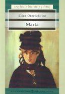 Okładka ksiązki - Marta