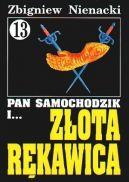 Okładka ksiązki - Pan Samochodzik i Złota Rękawica t.13