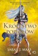 Okładka książki - Królestwo popiołów. Część 2