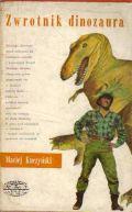 Okładka ksiązki - Zwrotnik dinozaura