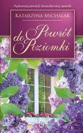 Okładka ksiązki - Powrót do Poziomki
