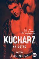 Okładka ksiązki -  Kucharz. Na ostro