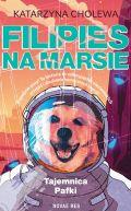 Okładka - Filipies na Marsie