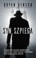 Okładka książki - Syn szpiega