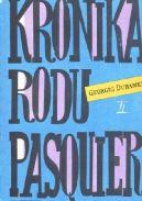 Okładka książki - Kronika Rodu Pasquier II: Widok Ziemi Obiecanej  Noc Świętojańska