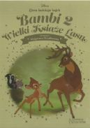 Okładka ksiązki - Bambi 2. Wielki Książę Lasu