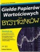 Okładka książki - Giełda Papierów Wartościowych dla bystrzaków