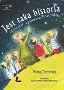 Okładka książki - Jest taka historia... Opowieść o Januszu Korczaku