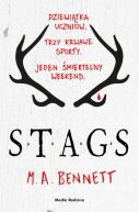 Okładka książki - STAGS