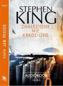 Okładka ksiązki - Znalezione nie kradzione (audiobook)