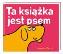 Okładka książki - Ta książka jest psem