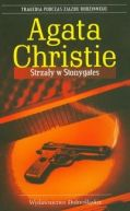 Okładka ksiązki - Strzały w Stonygates