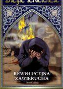 Okładka ksiązki - Saga arabska tom 12. Rewolucyjna zawierucha