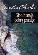 Okładka książki - Słonie mają dobrą pamięć