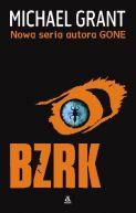 Okładka książki - BZRK