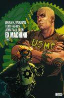 Okładka ksiązki - Ex Machina, tom 3