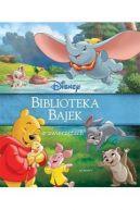 Okładka - Disney. Biblioteka Bajek o zwierzętach