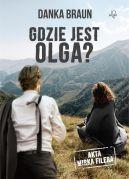 Okładka - Gdzie jest Olga?