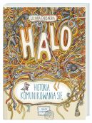 Okładka - Halo! Historia komunikowania się