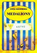 Okładka książki - Medaliony