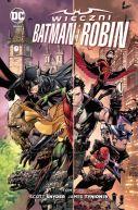 Okładka ksiązki - DC Comics. Wieczni Batman i Robin, tom 1