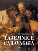Okładka - Tajemnice Caravaggia
