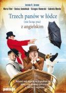 Okładka książki - Trzech panów w łódce (nie licząc psa)