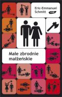 Okładka książki - Małe zbrodnie małżeńskie