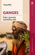 Okładka - Ganges. Święci i grzesznicy znad boskiej rzeki