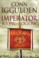 Okładka ksiązki - Imperator. Krew bogów