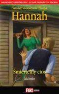Okładka książki - Hannah. Tom 14. Śmiertelny cios