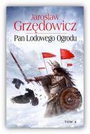 Okładka ksiązki - Pan Lodowego Ogrodu. Tom 4