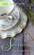 Okładka książki - Sekretna herbaciarnia