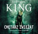 Okładka - Cmętarz zwieżąt. Audiobook