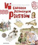 Okładka - Tu powstała Polska. W czasach pierwszych Piastów