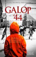 Okładka ksiązki - Galop 44