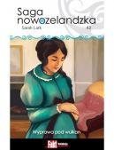 Okładka ksiązki - Saga nowozelandzka. Tom. 42. Wyprawa pod wulkan