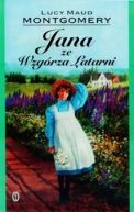 Okładka ksiązki - Jana ze Wzgórza Latarni