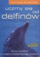 Okładka książki - Uczmy się od delfinów