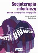 Okładka - Socjoterapia młodzieży. Studium psychologiczno-pedagogiczne