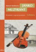 Okładka ksiązki - Janko Muzykant. Wydanie z opracowaniem