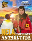 Okładka ksiązki - Nela i kierunek Antarktyda