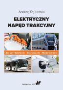 Okładka - Elektryczny napęd trakcyjny
