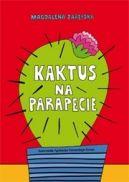 Okładka ksiązki - Kaktus na parapecie