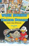 Okładka - Wujek Sknerus i Kaczor Donald. Tom 4. Ostatni z klanu McKwaczów