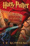 Okładka ksiązki - Harry Potter i Komnata Tajemnic