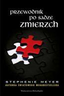 Okładka ksiązki - Przewodnik po sadze Zmierzch