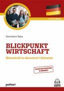 Okładka - Blickpunkt Wirtschaft Niemiecki w ekonomii i biznesie