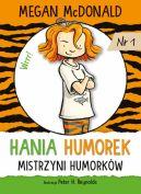 Okładka - Hania Humorek. Mistrzyni humorków