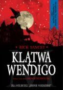 Okładka ksiązki - Klątwa Wendigo
